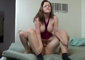 Moms Titty Fucked